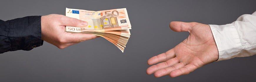 Il Bilancio dei soldi restituiti nel 2016