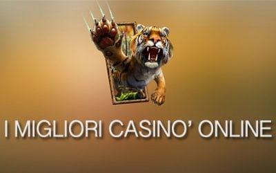 I migliori casino online del 2018