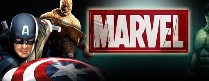 Slot universo Marvel/DC