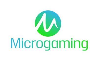 Info provider Microgaming