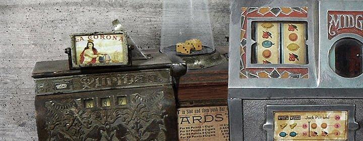 Dalle origini a oggi, la storia delle slot machine