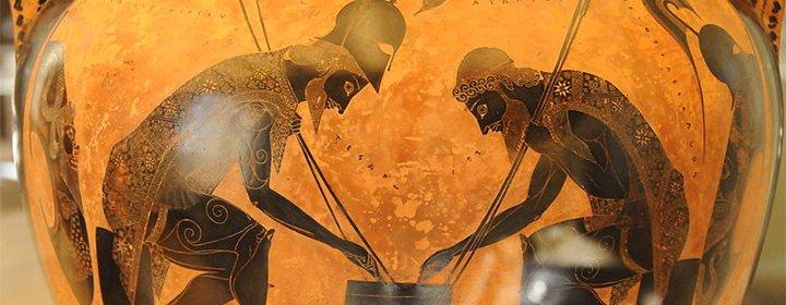 Il gioco d'azzardo nell'antica Grecia