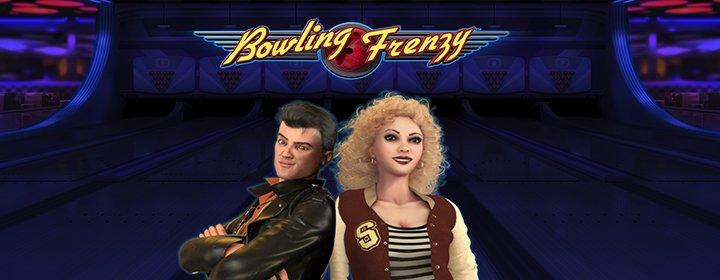 Bowling Frenzy, la nuova slot di Playtech