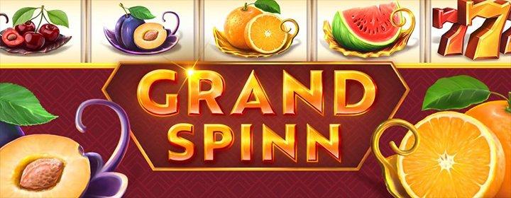 Grand Spinn, i segreti della slot di NetEnt
