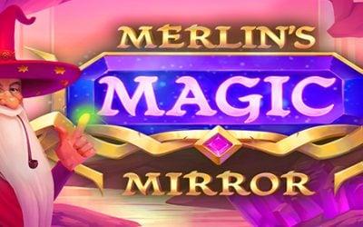 Merlin's Magic Mirror è la slot di iSoftBet