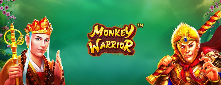 Monkey Warrior, la creazione di Pragmatic Play