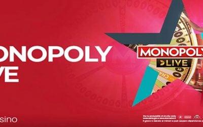 Gioca a Monopoly Live su StarCasinò