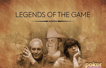 """LEGENDS OF THE GAME"": UNA SERIE TV SUL GRANDE POKER"