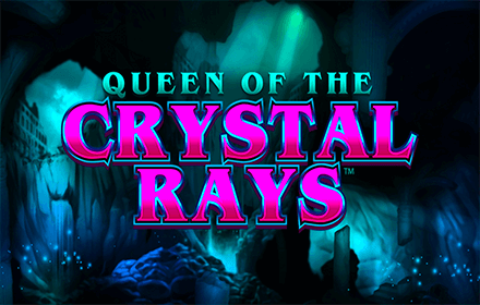 MICROGAMING LANCIA QUEEN OF THE CRISTAL RAYS