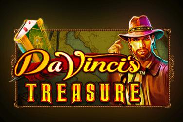 da vinci's treasure slot machine
