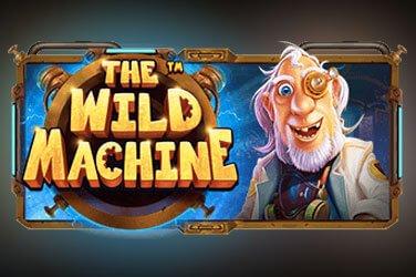 the wild machine slot machine
