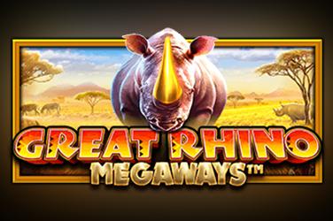 great rhino slot machine online