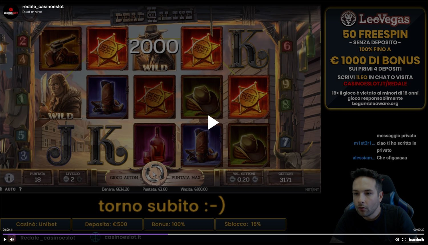 streaming slot machine online