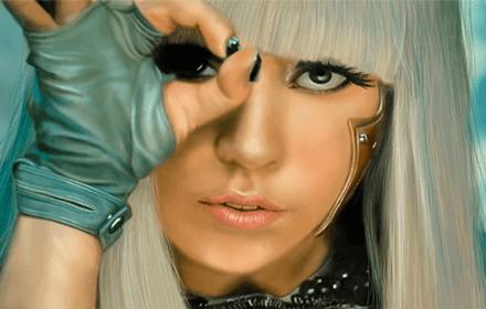 La pokerface di Lady Gaga